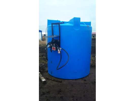 Мобильный топливный модуль для дизельного топлива Tundra-2000