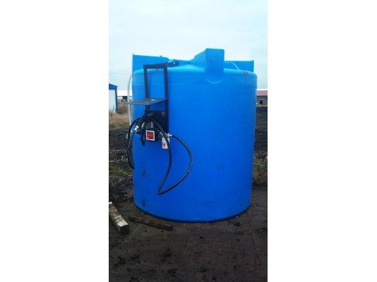 Мобильный топливный модуль для дизельного топлива Tundra-10000