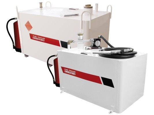 Емкость для топлива Gespasa GRG 980, артикул 35120