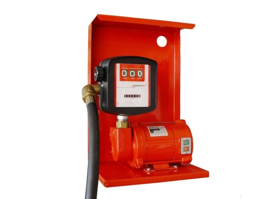Бензиновая колонка Gespasa SA-50 Ex на 12 Вольт + панель