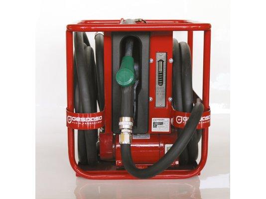 Заправочная колонка Gespasa EPA 50 Ex на 220V с фильтром авиационного топлива