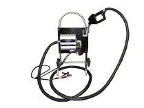 Мобильная АЗС для перекачки ДТ Benza 28-220-47, на 220 Вольт