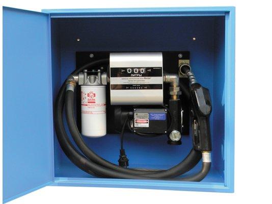 Заправочная колонка для перекачки дизельного топлива Benza 25-220-140
