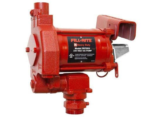 Насос для перекачки бензина Fill-Rite FR705VE, на 220 Вольт.