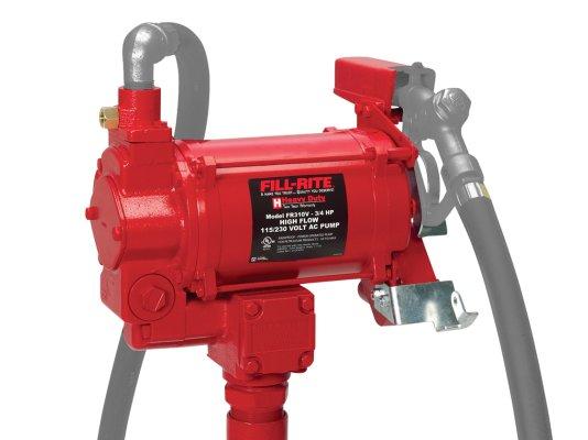 Насос для перекачки бензина Fill-Rite FR310VEMN