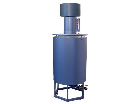 Мерник образцовый М2Р-100-01П, пеногаситель с объемом 100 литров