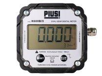 Электронный счетчик Piusi K600 B/3 diesel pulser