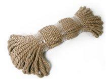 веревку джутовую 8,0 мм (50 м) артикул SZ023703