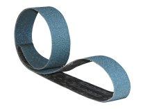 Шлифовальная лента 25x762 мм 80G синяя (для JDBS-5-M)