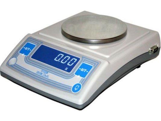 Весы лабораторные ВМ-510ДМ.