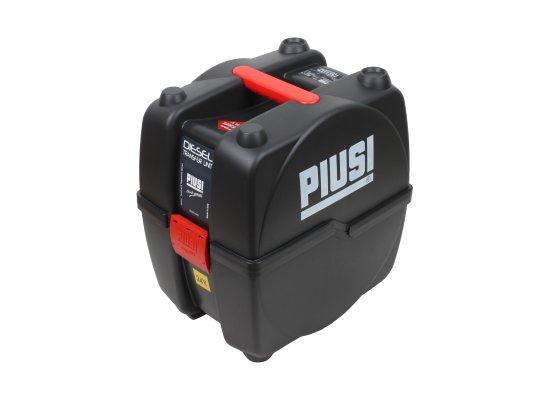 PIUSIBOX 12 V Basic black F0023100B