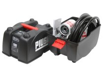 Мобильные мини АЗС Piusibox 24 V Pro black