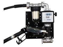 Мини азс для бензина Piusi ST EX50 230V + K33 ATEX + Clear captor + автоматический пистолет