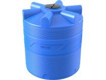 Емкость для топлива цилиндрическая вертикальная V-2000