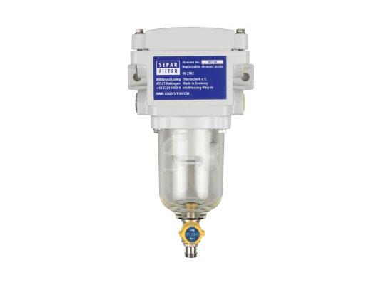 Сепаратор для дизельного топлива Separ 2000/5/50 арт. 062503