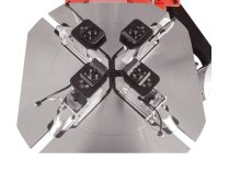 Набор адаптеров для монтажа мотоциклетных шин КС-302А