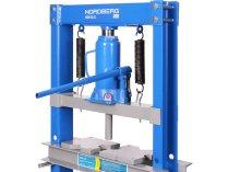 Гидравлический пресс ручной привод Nordberg ECO N3612JL