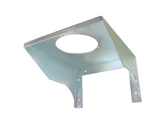 Настенная планка-консоль DN 160 арт. 08-600-003