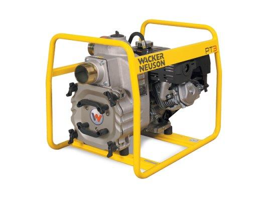 Бензиновая мотопомпа для грязной воды Wacker Neuson PT 3А арт. 5000009240