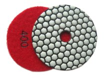 Алмазный гибкий шлифовальный круг Diam EXTRALine сухая полировка 200#