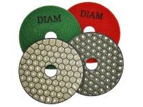 Алмазный гибкий шлифовальный круг Diam MasterLine сухая полировка 100#