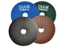 Алмазный гибкий шлифовальный круг Diam Premium мокрая полировка 1500#