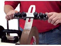 Приспособление для заточки строгальных ножей с шириной лезвия до 76 мм