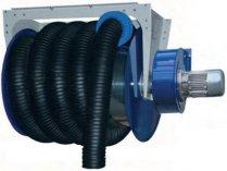 Вытяжная катушка Filcar с вентилятором ACA-150/7,5-SB