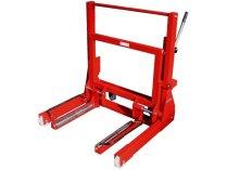 Гидравлическая тележка для снятия колес Werther PL701 (OMA600)