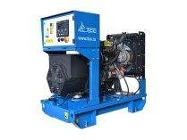 Дизельный генератор ТСС Стандарт 16 кВт АД-16С-230-1РМ10