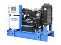 Дизельный генератор ТСС Стандарт 20 кВт АД-20С-Т400-1РМ10