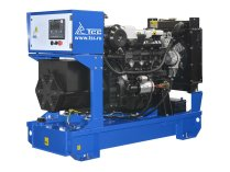 Дизельный генератор ТСС Проф 20 кВт АД-18С-Т400-1РМ7