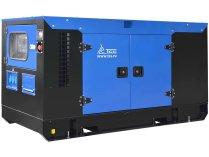 Дизельный генератор ТСС Проф 20 кВт АД-18С-Т400-1РКМ7 в шумозащитном кожухе