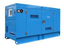 Дизельный генератор ТСС Проф 30 кВт АД-30С-Т400-1РКМ5 в шумозащитном кожухе