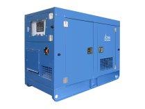 Дизельный генератор ТСС Проф 30 кВт АД-30С-Т400-1РПМ5 в погодозащитном кожухе