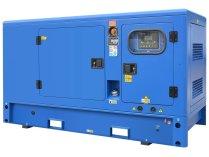 Дизельный генератор ТСС Проф 36 кВт АД-36С-Т400-1РКМ5 в шумозащитном кожухе