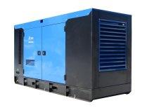 Дизельный генератор ТСС Проф 50 кВт АД-50С-Т400-1РКМ5 в шумозащитном кожухе