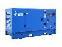 Дизельный генератор ТСС Проф 50 кВт АД-50С-Т400-1РКМ5 в кожухе