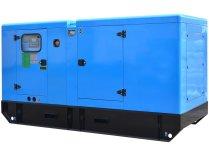 Дизельный генератор ТСС Проф 150 кВт АД-150С-Т400-1РКМ5 в шумозащитном кожухе