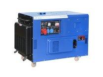 Дизельный генератор TSS SDG 10000 EHS