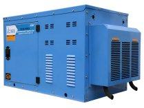 Дизельный генератор TSS SDG 10000 ES ATS