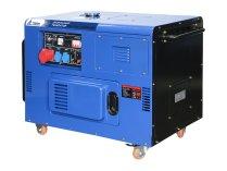 Дизельный генератор TSS SDG 12000 EHS3