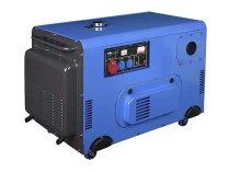 Дизельный генератор TSS SDG 12000 EHS