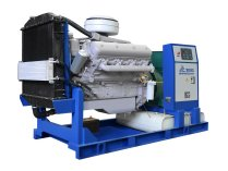 Дизельный генератор ТСС Славянка 100 кВт АД-100С-Т400-1РМ2