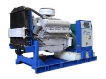 Дизельный генератор ТСС Славянка 200 кВт АД-200С-Т400-1РМ2