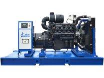 Дизельный генератор ТСС Славянка 250 кВт АД-250С-Т400-1РМ4