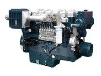 Двигатель TSS DIESEL TDY 6LTE 441