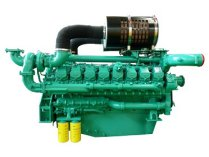 Двигатель TSS DIESEL TDG 16VTE 701