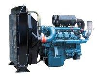 Двигатель DOOSAN DP180LA
