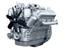 Двигатель ЯМЗ 236М2-7 (М2-2)